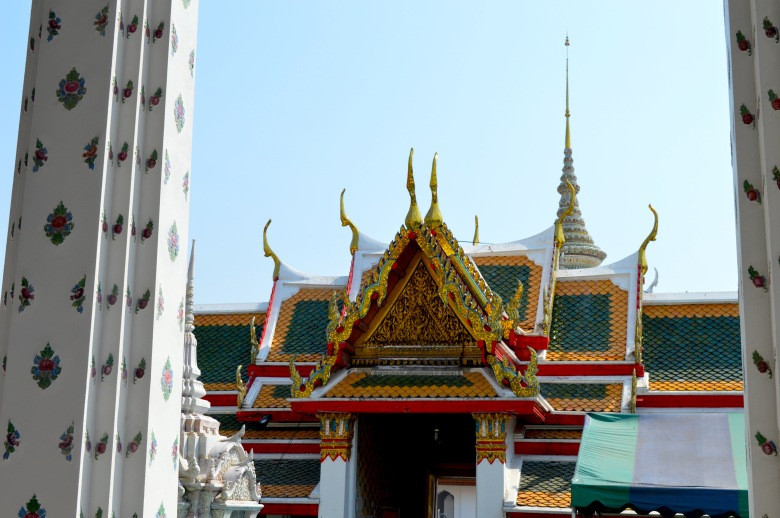 Temple in Bangkok.