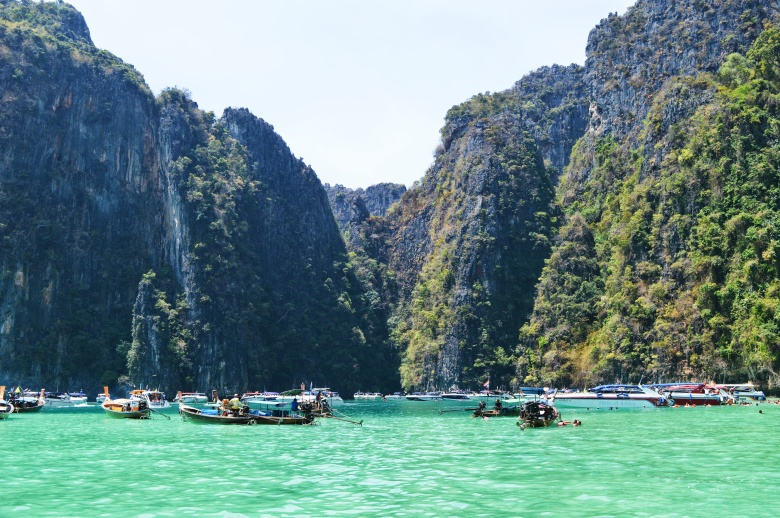 Kho Phi Phi Islands, Phuket.