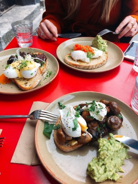 Brunch at FriendsOfOurs