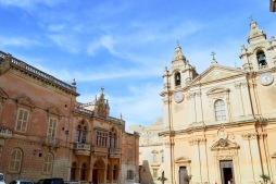 Mdina, The Silent City in Malta.