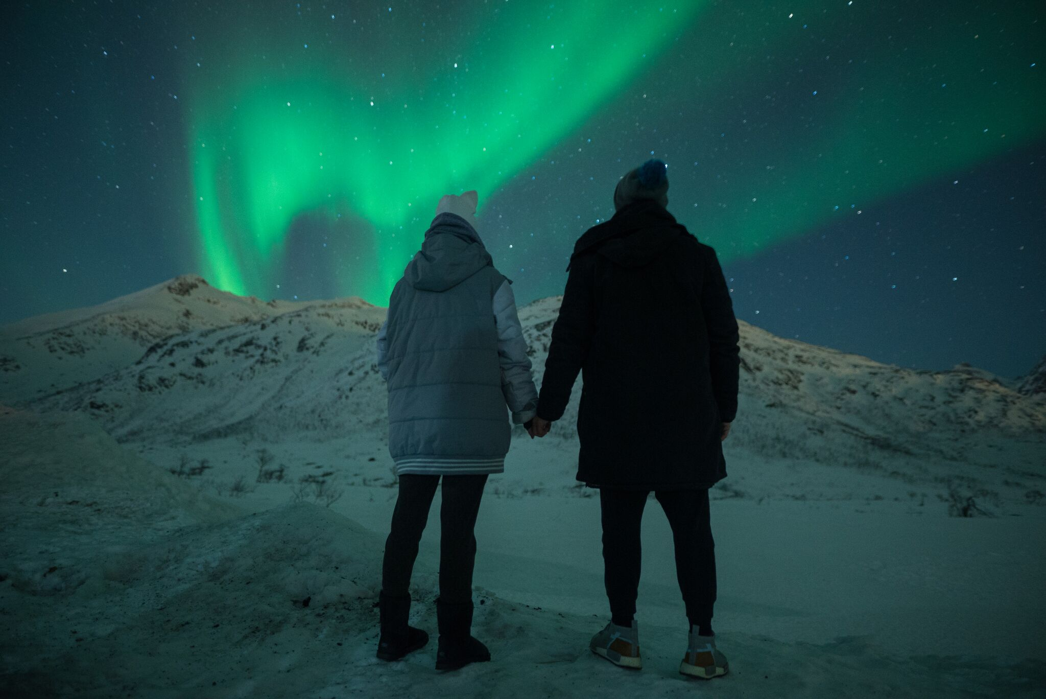 Chasing the Northern Lights | Tromso, Norway
